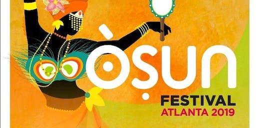 14th Annual Atlanta Osun Festival