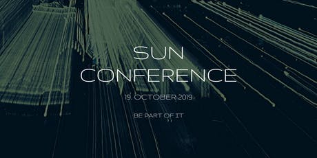 SUNconference19 tickets