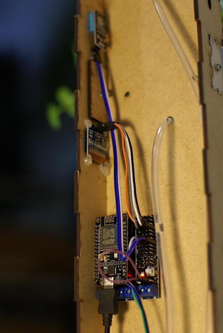 Image pour Atelier de construction d'un arrosage automatique