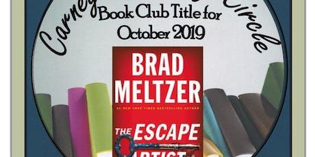 Literary Circle Book Club tickets