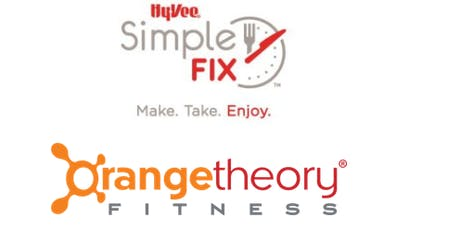 Orange Theory Simple Fix Meal Prepping tickets