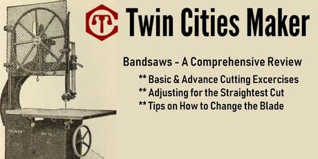 Bandsaws for Woodworking - A Comprehensive Review tickets