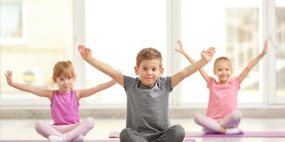Kids Yoga and Sensory Play