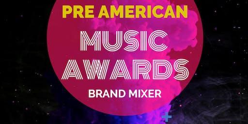 Pre AMA Week Brand Mixer