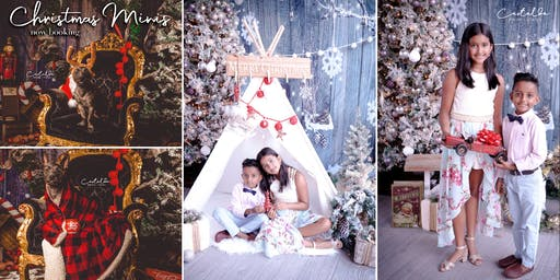 2019 Holiday Mini Photo Studio Session