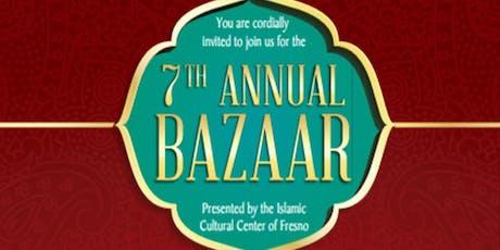 7th Annual Bazaar & Cultural Fair tickets