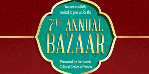 7th Annual Bazaar & Cultural Fair