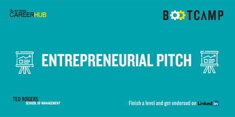 Entrepreneurial  Pitch Level 2 Bootcamp tickets