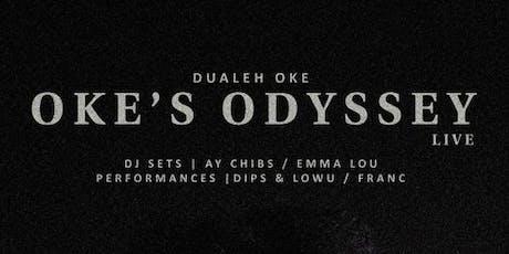 Oke's Odyssey Live tickets