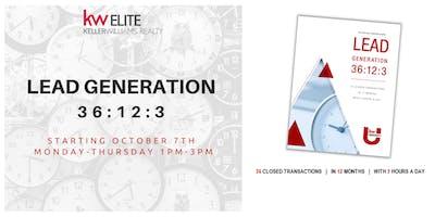 Lead Generation 36:12:3
