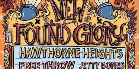 New Found Glory tickets