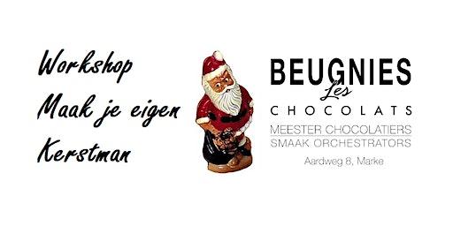 "Workshop ""Maak je eigen Kerstman"""