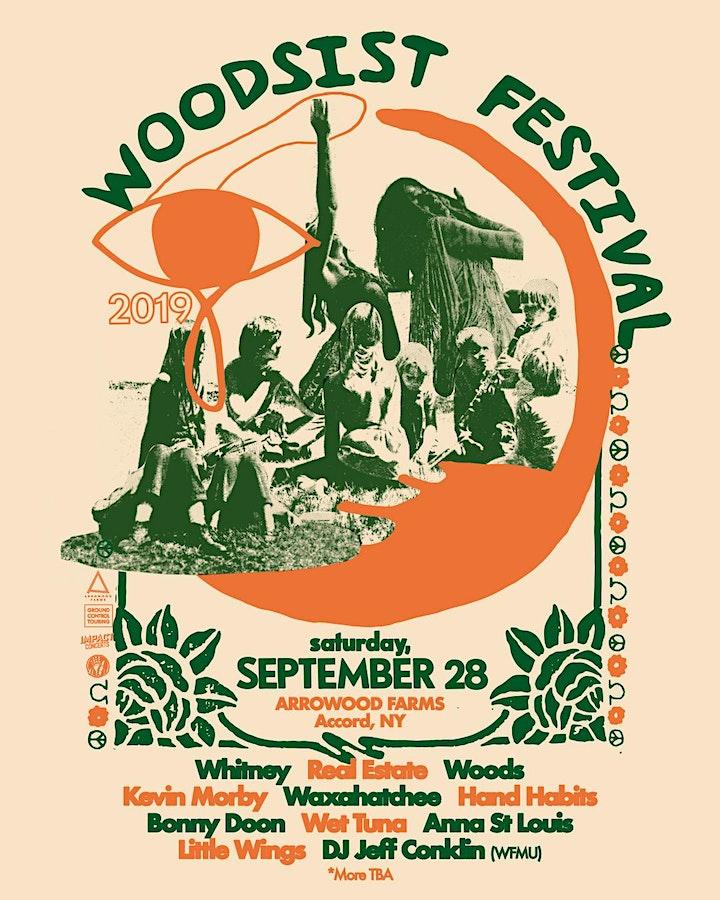 Woodsist Festival 2019 image