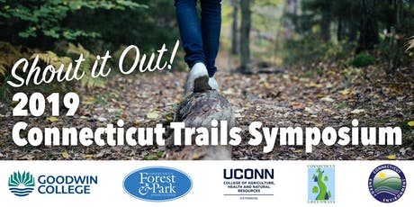SHOUT IT OUT - 2019 CT Trails Symposium tickets