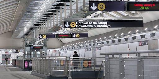 Second Avenue Subway Signage Revealed