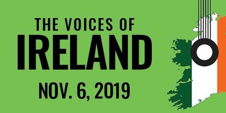 The Voices of Ireland tickets