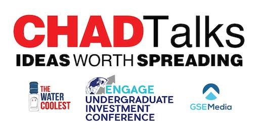 CHAD Talks