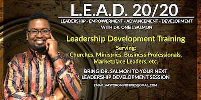 LEAD 2020 Leadership Development Training