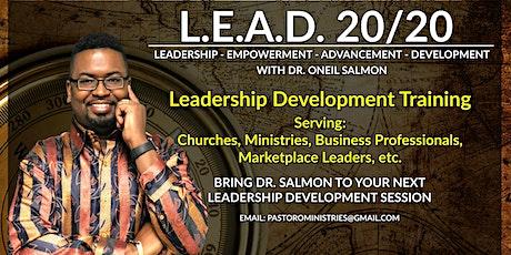 LEAD 2020 Leadership Development Training tickets