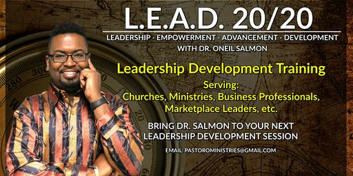 LEAD 2020 Leadership Development Training