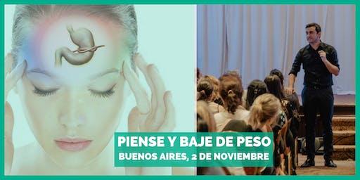 Piense y Baje de Peso con Banda Gástrica Virtual / BUENOS AIRES /
