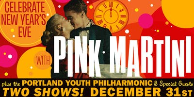 Pink Martini New Years Eve Celebration!