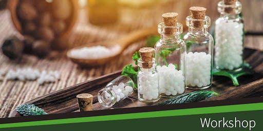 """Workshop """"Homeopatia no Tratamento de Doenças Agudas"""""""