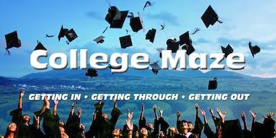 College Maze Fall 2019
