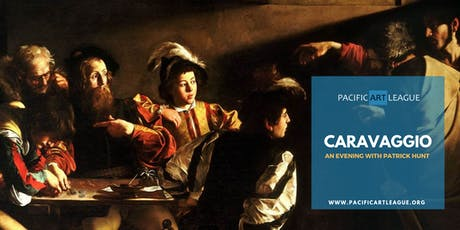 Caravaggio: An Evening with Patrick Hunt tickets