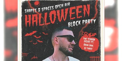Shapes & Spaces & The Terror Featuring Chris Lake, Oona Dahl & DJ Three