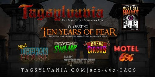 Tagsylvania Haunted Attraction