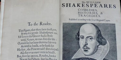 Shakespeare on Stage and Page