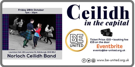 Ceilidh in the Capital: Edinburgh Ceilidh tickets