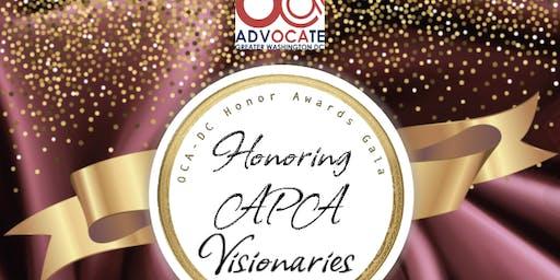 OCA-DC 46th Annual Honor Awards Gala