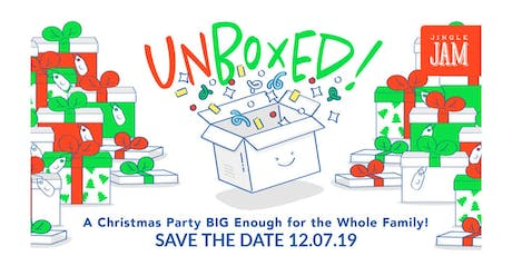 Jingle Jam: Unboxed Morning tickets