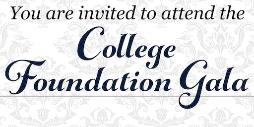 College Foundation Gala