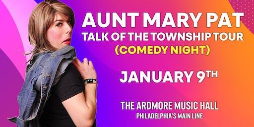 Aunt Mary Pat