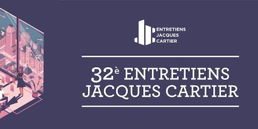 32e Entretiens Jacques Cartier