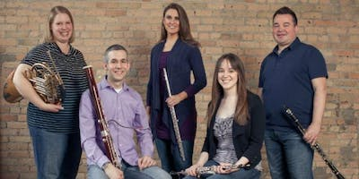 Songs with Pavia Wind Quintet