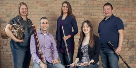 Songs with Pavia Wind Quintet tickets