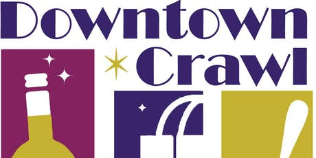 Downtown Crawl tickets