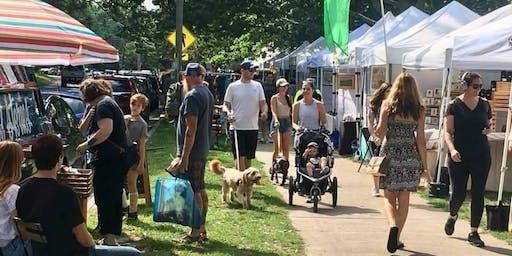Fall 2019 Providence, RI Clark Alumni  Meetup: Hope Street Market