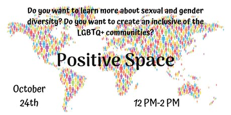 Positive Space - LGBTQ+ Inclusion tickets