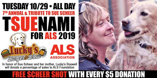 7th Annual Tsuenami for ALS