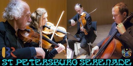 ST PETERSBURG SERENADE: Rimsky-Korsakov Quartet in Concert tickets