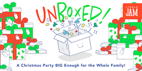 Jingle Jam: Unboxed Afternoon tickets