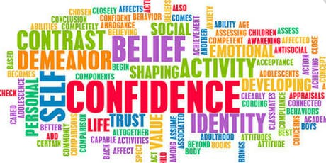 Build Unshakeable Self-Confidence tickets