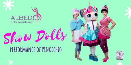 Show Dolls tickets