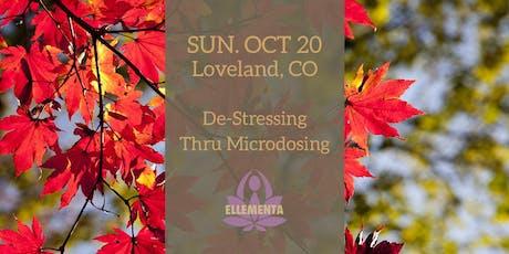 Ellementa Loveland: De-Stressing Through Microdosing tickets
