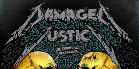 Damaged Justice - Tribute Metallica w/ Sixxxat Brauer House tickets